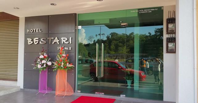 Hotel Bestari Prima, Kuala Lipis *New*